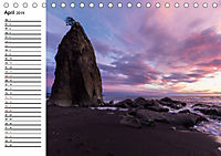 Landschaftsfarben - Geburtstagskalender (Tischkalender 2019 DIN A5 quer) - Produktdetailbild 4