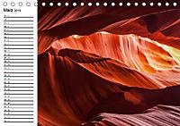 Landschaftsfarben - Geburtstagskalender (Tischkalender 2019 DIN A5 quer) - Produktdetailbild 3