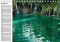 Landschaftsfarben - Geburtstagskalender (Tischkalender 2019 DIN A5 quer) - Produktdetailbild 8