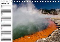 Landschaftsfarben - Geburtstagskalender (Tischkalender 2019 DIN A5 quer) - Produktdetailbild 10