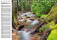 Landschaftsfarben - Geburtstagskalender (Tischkalender 2019 DIN A5 quer) - Produktdetailbild 9