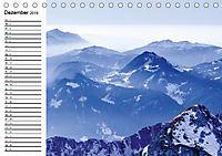 Landschaftsfarben - Geburtstagskalender (Tischkalender 2019 DIN A5 quer) - Produktdetailbild 12
