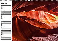 Landschaftsfarben - Geburtstagskalender (Wandkalender 2019 DIN A3 quer) - Produktdetailbild 3
