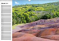 Landschaftsfarben - Geburtstagskalender (Wandkalender 2019 DIN A3 quer) - Produktdetailbild 1