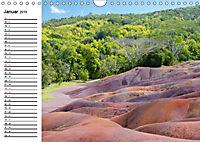 Landschaftsfarben - Geburtstagskalender (Wandkalender 2019 DIN A4 quer) - Produktdetailbild 1