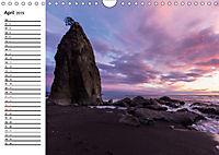 Landschaftsfarben - Geburtstagskalender (Wandkalender 2019 DIN A4 quer) - Produktdetailbild 4