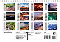 Landschaftsfarben - Geburtstagskalender (Wandkalender 2019 DIN A4 quer) - Produktdetailbild 13
