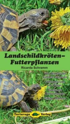 Landschildkröten-Futterpflanzen - Ricarda Schramm |