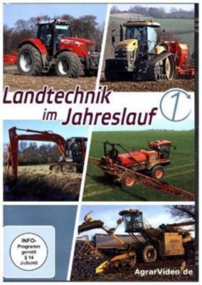 Landtechnik im Jahreslauf, 1 DVD