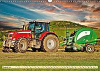 Landwirtschaft - die Zukunft ist digital (Wandkalender 2019 DIN A3 quer) - Produktdetailbild 8