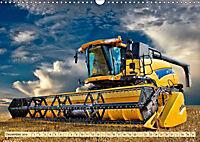 Landwirtschaft - die Zukunft ist digital (Wandkalender 2019 DIN A3 quer) - Produktdetailbild 12