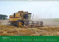 Landwirtschaft - harte Arbeit, schwere Maschinen (Wandkalender 2019 DIN A3 quer) - Produktdetailbild 3