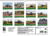 Landwirtschaft - harte Arbeit, schwere Maschinen (Wandkalender 2019 DIN A3 quer) - Produktdetailbild 8