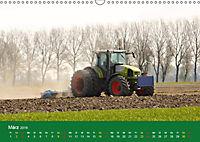 Landwirtschaft - harte Arbeit, schwere Maschinen (Wandkalender 2019 DIN A3 quer) - Produktdetailbild 9