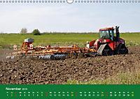 Landwirtschaft - harte Arbeit, schwere Maschinen (Wandkalender 2019 DIN A3 quer) - Produktdetailbild 13