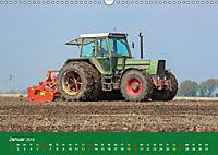 Landwirtschaft - harte Arbeit, schwere Maschinen (Wandkalender 2019 DIN A3 quer) - Produktdetailbild 1