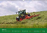 Landwirtschaft - harte Arbeit, schwere Maschinen (Wandkalender 2019 DIN A3 quer) - Produktdetailbild 4