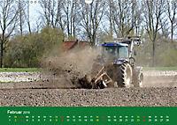 Landwirtschaft - harte Arbeit, schwere Maschinen (Wandkalender 2019 DIN A3 quer) - Produktdetailbild 2