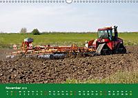 Landwirtschaft - harte Arbeit, schwere Maschinen (Wandkalender 2019 DIN A3 quer) - Produktdetailbild 11