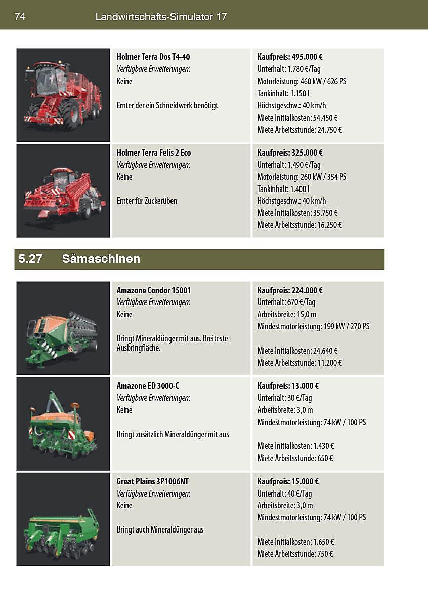 Landwirtschaftssimulator 17 Buch bei Weltbild de online
