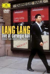 Lang Lang - Live at Carnegie Hall, Lang Lang