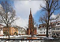 Langen (Hessen) vom Frankfurter Taxifahrer Petrus Bodenstaff (Wandkalender 2019 DIN A2 quer) - Produktdetailbild 2