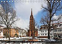 Langen (Hessen) vom Frankfurter Taxifahrer Petrus Bodenstaff (Tischkalender 2019 DIN A5 quer) - Produktdetailbild 2