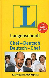 Langenscheidt - Chef-Deutsch / Deutsch-Chef - Produktdetailbild 1