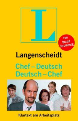 Langenscheidt - Chef-Deutsch / Deutsch-Chef, Bernd Stromberg
