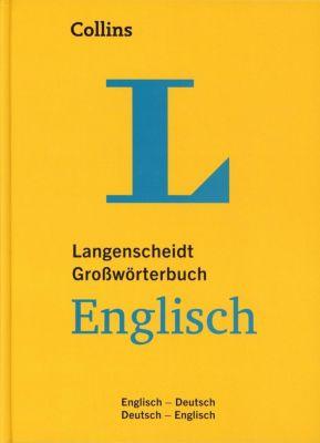 Langenscheidt Collins Großwörterbuch Englisch