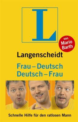 Langenscheidt - Deutsch-Frau / Frau-Deutsch, Mario Barth
