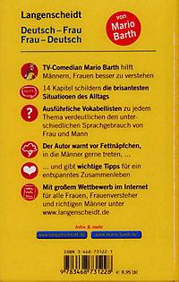 Langenscheidt - Deutsch-Frau / Frau-Deutsch - Produktdetailbild 2