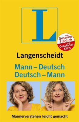 Langenscheidt Deutsch-Mann / Mann-Deutsch, Susanne Fröhlich, Constanze Kleis