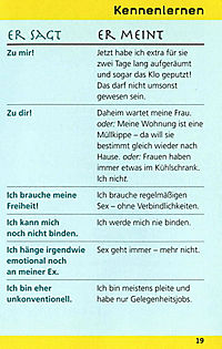 Langenscheidt Deutsch-Mann / Mann-Deutsch - Produktdetailbild 4