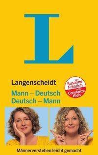 Langenscheidt Deutsch-Mann / Mann-Deutsch