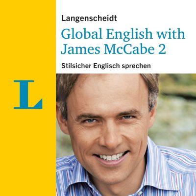 Langenscheidt Global English with James McCabe: Langenscheidt Global English with James McCabe 2, Langenscheidt-Redaktion