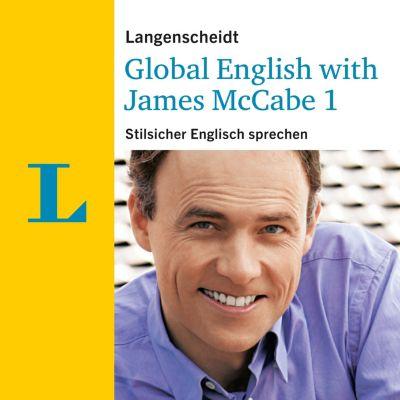 Langenscheidt Global English with James McCabe: Langenscheidt Global English with James McCabe 1, Langenscheidt-Redaktion