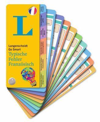 Langenscheidt Go Smart Typische Fehler Französisch - Fächer