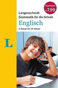 Langenscheidt Grammatik für die Schule: Englisch