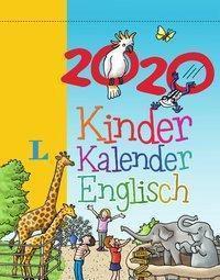 Langenscheidt Kinderkalender Englisch 2020 - Karen Richardson  