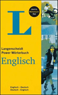Langenscheidt Power Wörterbuch Englisch -  pdf epub