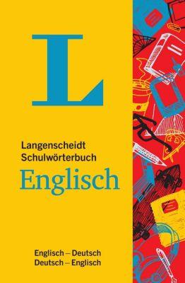 Langenscheidt Schulwörterbuch Englisch