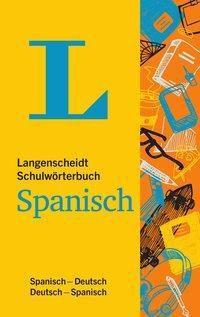 Langenscheidt Schulwörterbuch Spanisch -  pdf epub