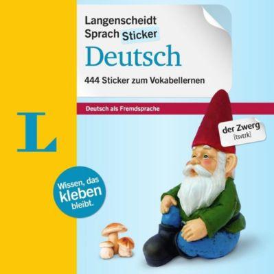 Langenscheidt SprachSticker Deutsch