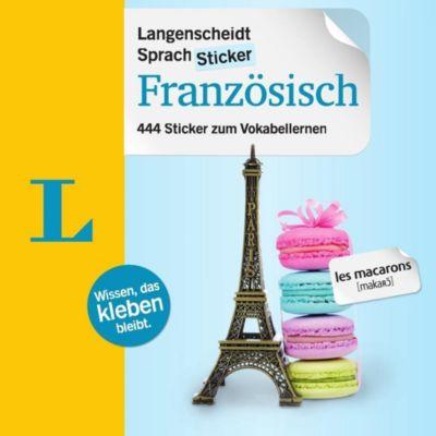 Langenscheidt SprachSticker Französisch