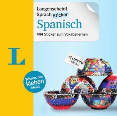 Langenscheidt SprachSticker Spanisch