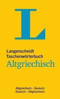 Langenscheidt Taschenwörterbuch Altgriechisch
