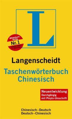 Langenscheidt Taschenwörterbuch Chinesisch, Langenscheidt