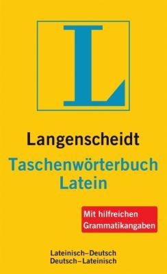 Langenscheidt Taschenwörterbuch Latein, Hermann Menge