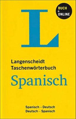 Langenscheidt Taschenwörterbuch Spanisch